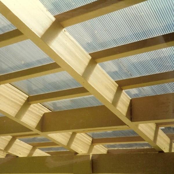 dach poliwęglanowy